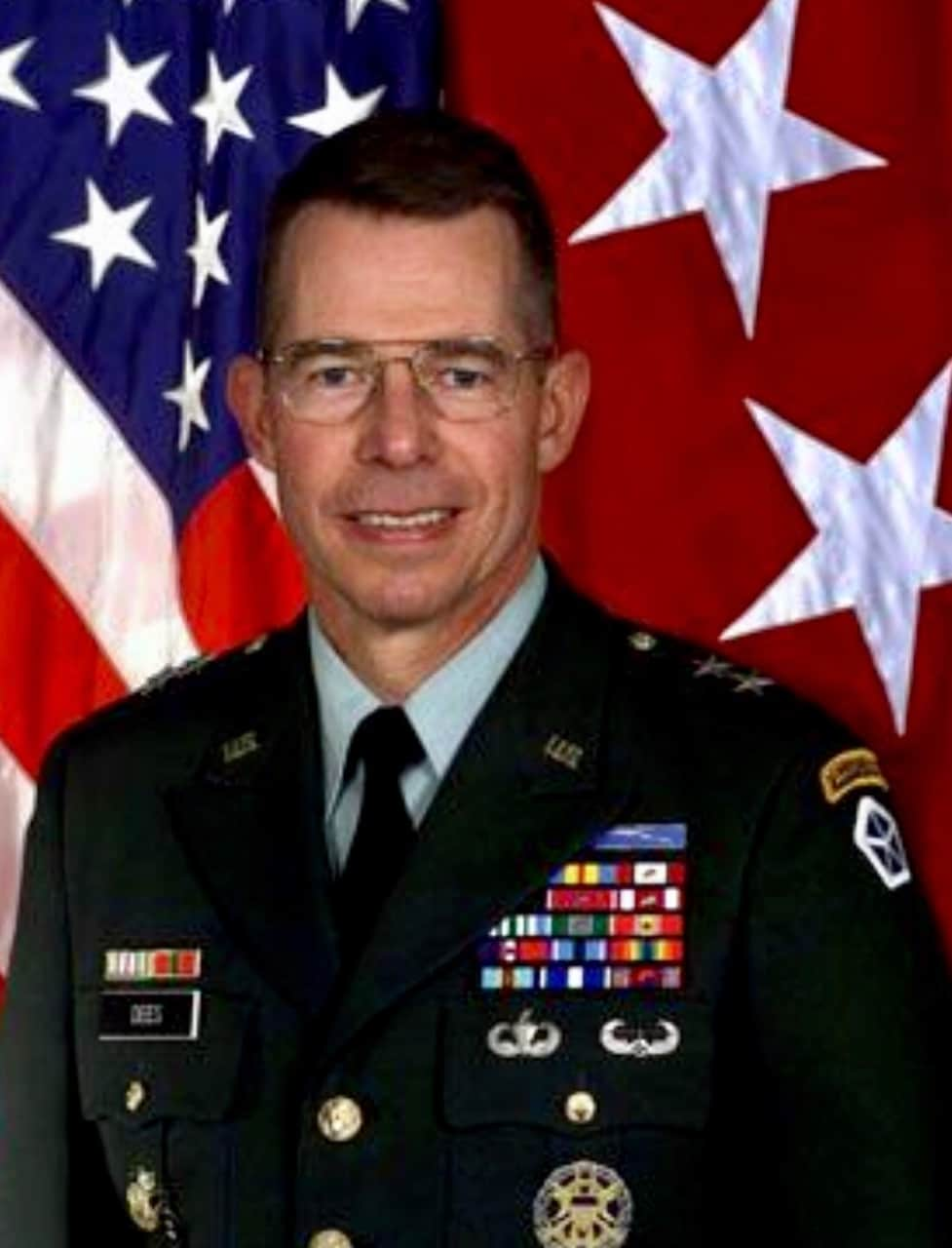 Major General (Retired) Bob Dees